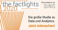 the factlights 2020: Die Bedeutung von Digitalisierung, Datenarbeit und Analytics im Arbeitsalltag