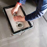 Duschplatz in wenigen Arbeitsschritten:  Bielefelder Boardinghouse setzt neue Installationslösung von Bette ein