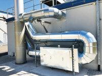 Einsatz von SCR Katalysatoren bei Sondergasanwendungen zur Formaldehydreduzierung