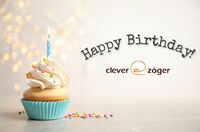 Happy Birthday clever+zöger!