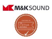 Mit M&K Sound und The CEDIA Designer bestes Heimkino bestens planen