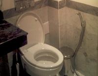 Die Toilette unter dem Rand reinigen - so bekommen Sie den Toilettenrand / Spülrand im WC ganz einfach wieder sauber.