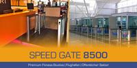 ID GATE 8500 - Neuse Speed Gate von iDTRONIC