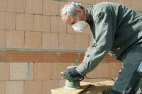Keine staubigen Arbeiten ohne Mundschutz