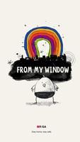 """""""From My Window"""": R/GA entwickelt kindgerechte  Erklärung für den Corona-Lockdown"""