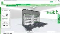 bott setzt auf Online-Konfigurator von Perspectix