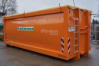 Dry-Con - Holztrocknung mit effektiver Luftführung im Mobilcontainer
