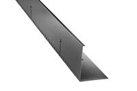 Stufenlos höhenverstellbar ab 61 mm: Gutjahr ergänzt Kiesleisten-Sortiment