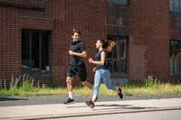 Bewegung im Freien bringt Körper und Geist in Schwung