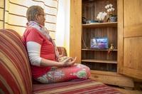 Yogatherapeutische Online-Beratung bei Yoga Vidya