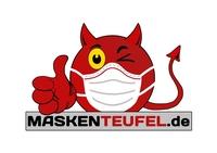 Maskenpflicht in Deutschland - der Maskenteufel hilft
