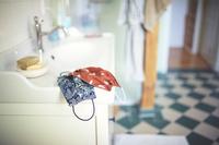 Stoffmasken richtig reinigen - Tipp der Woche der DKV