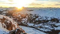 Skiurlauber haben Vertrauen in die Skisaison 2020/2021