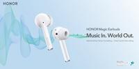 Die HONOR Magic Earbuds sind da