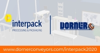 Dorners Produkt-Highlights zur Interpack 2020