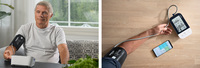 Blutdruckmessgerät erkennt Anzeichen von Vorhofflimmern (AFib)