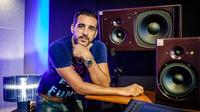 PSI Audio für Urban Music: Ismael Antico verwendet A25-M, A17-M und A225-M beim Mixing und Mastering von Hip-Hop-Beats in seinem Soundimension Studio