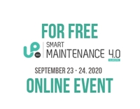 For free! The digital get-together for smart maintenance in manufacturing 4.0