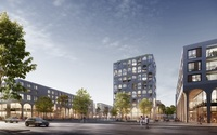 So planen die Architekten das Herz von Freiham Nord