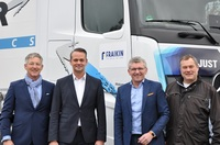 Mobilitätsmanagement: Fraikin unterstützt Fahrner Logistics bei Sondertransporten