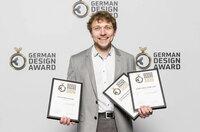 """""""German Design Award"""" für Timo Heinen und SM Klebetechnik"""