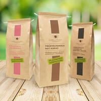 Für edlen Genuss mit gutem Gewissen - Wellnuss Premium Snacks wird plastikfrei