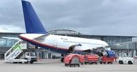 Flughafen Erfurt testet sauberes und leises Elektro-Vorfeld
