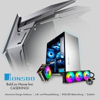 Caseking übernimmt den europaweiten Vertrieb von JONSBO!