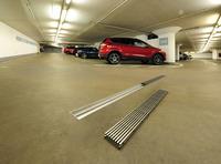 Parkraumentwässerung flexibel gelöst
