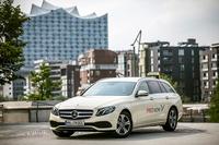 FREE NOW und Stadt Hamburg verlängern gemeinsame Initiative