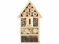 PEARL Insektenhotel-Bausatz: Unterschlupf und Nistplatz