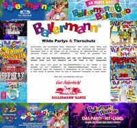Ballermann-Partys für den Tierschutz