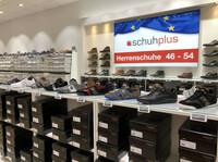 schuhplus in Kaltenkirchen - das Fachgeschäft für Herren Schuhe Übergrößen