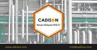 Neues Release R19.1 der Engineering Software CADISON