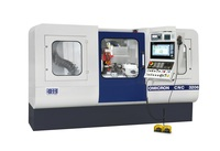 Effektive Prozesse mittels CNC Rundschleifmaschine