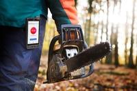 Bosch GuardMe schützt Alleinarbeiter und ermöglicht schnelle Hilfe bei Notfällen