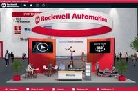 Rockwell Automation feiert mit VirtualConnect erste erfolgreiche virtuelle Messe - Besucher erleben Innovationen trotz physischer Distanz