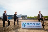 Protolabs wächst mit neuem Produktionsgelände in Putzbrunn bei München