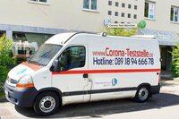 Corona Test für Patienten in München