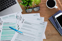 Geänderte Steuerformulare für 2019