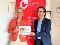 Ellen Kamrad ist neues Mitglied im BVMW