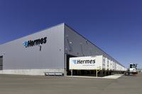 Ansbach: Hermes Logistikzentrum für Großstücke in Betrieb