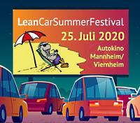 "#LeanCarSummerFestival - ""Business Kongress"" im Autokino"