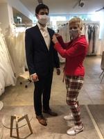 Haus der Braut & Gentleman in Mönchengladbach: Persönliche Beratung - auch mit Maske