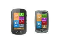 Mio präsentiert neue GPS Outdoor-Navigationsgeräte