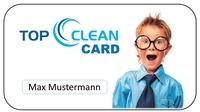 TOP CLEAN CARD Kassensysteme für Textilreinigungen