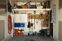Garagen: Hobbyraum, Abstellkammer oder nur Parkplatz? - Verbraucherinformation der ERGO Rechtsschutz Leistungs-GmbH
