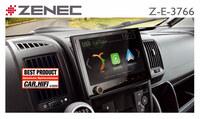 Best Product - ZENEC Z-E3766 Sat Nav for Fiat Ducato