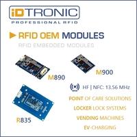 iDTRONICs RFID OEM HF Module