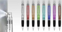 Kugelschreiber mit Sprühfunktion für Desinfektion oder Parfum